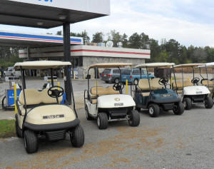 Save Money on Used Golf Carts