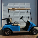 2004 E-Z-GO ELE PDS CUSTOM SOLD