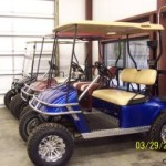 2004 E-Z-GO PDS Electric Golf Car SOLD