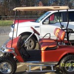 2005 E-Z-GO Ele PDS SOLD CUSTOM PAINT