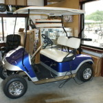 2005 E-Z-GO Electric PDS Golf Car