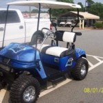 2005 E-Z-GO PDS Electric Golf Car