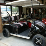 2005 ELECTRIC PDS GOLF CAR SOLD