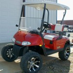 2009 E-Z-GO RXV ELECTRIC SOLD
