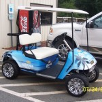 Custom Golf Car*SOLD*