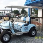 UNC-Tarheel-Custom-Built-E-Z-GO-Golf-Car