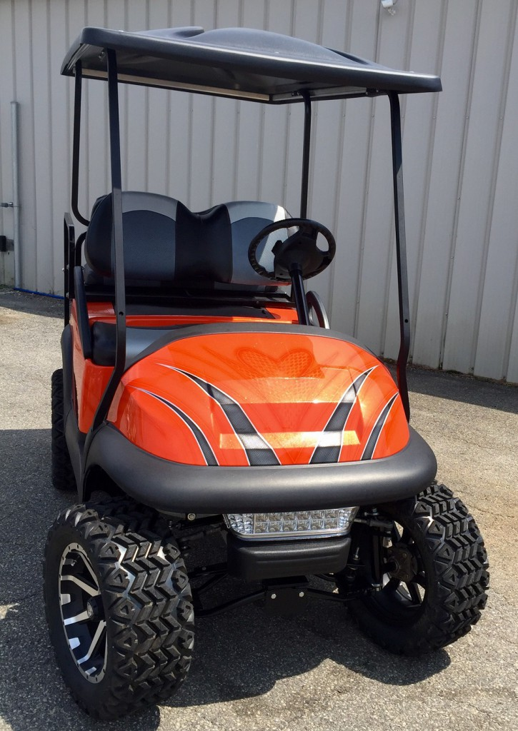 2011 Club Car Precedent. 48 Volt 3