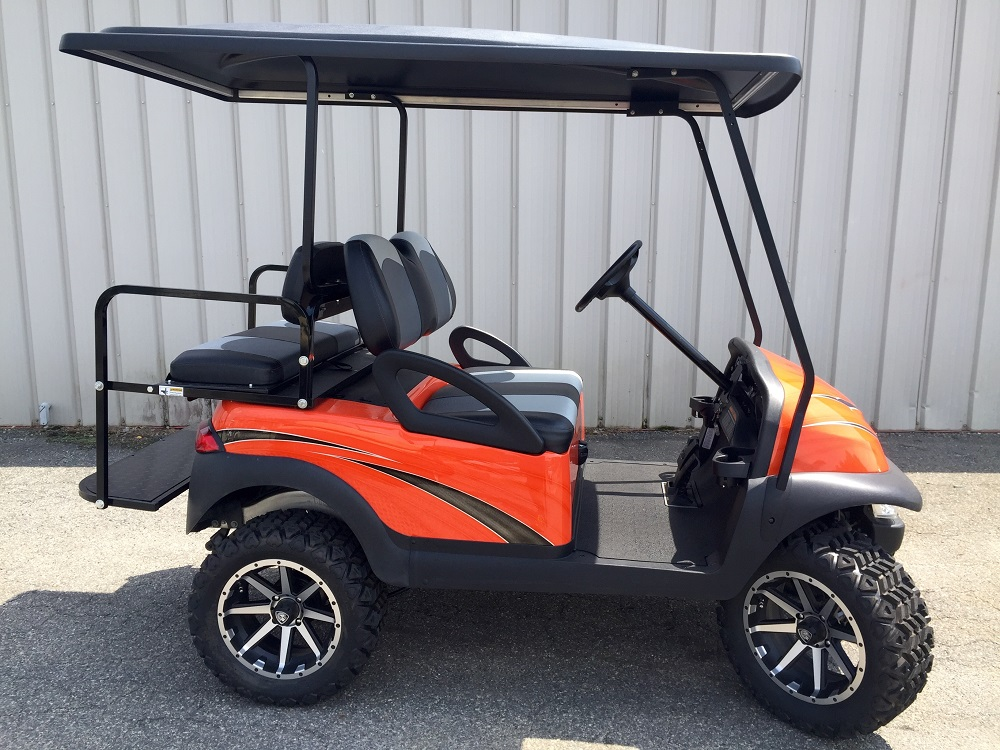 2011 Club Car Precedent. 48 Volt 4