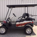 2011 Club Car Precedent. 48 Volt. This paint job is awesome! Must see in person!