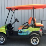 Margarita-Theme-Custom-Golf-Car
