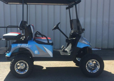 Used Golf Carts in Wilkesboro, North Carolina
