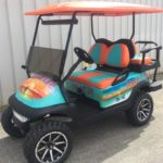 Custom Golf Cars in Charlotte, North Carolina