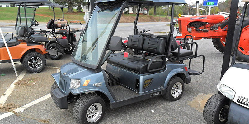 Used Golf Cars in Charlotte, North Carolina